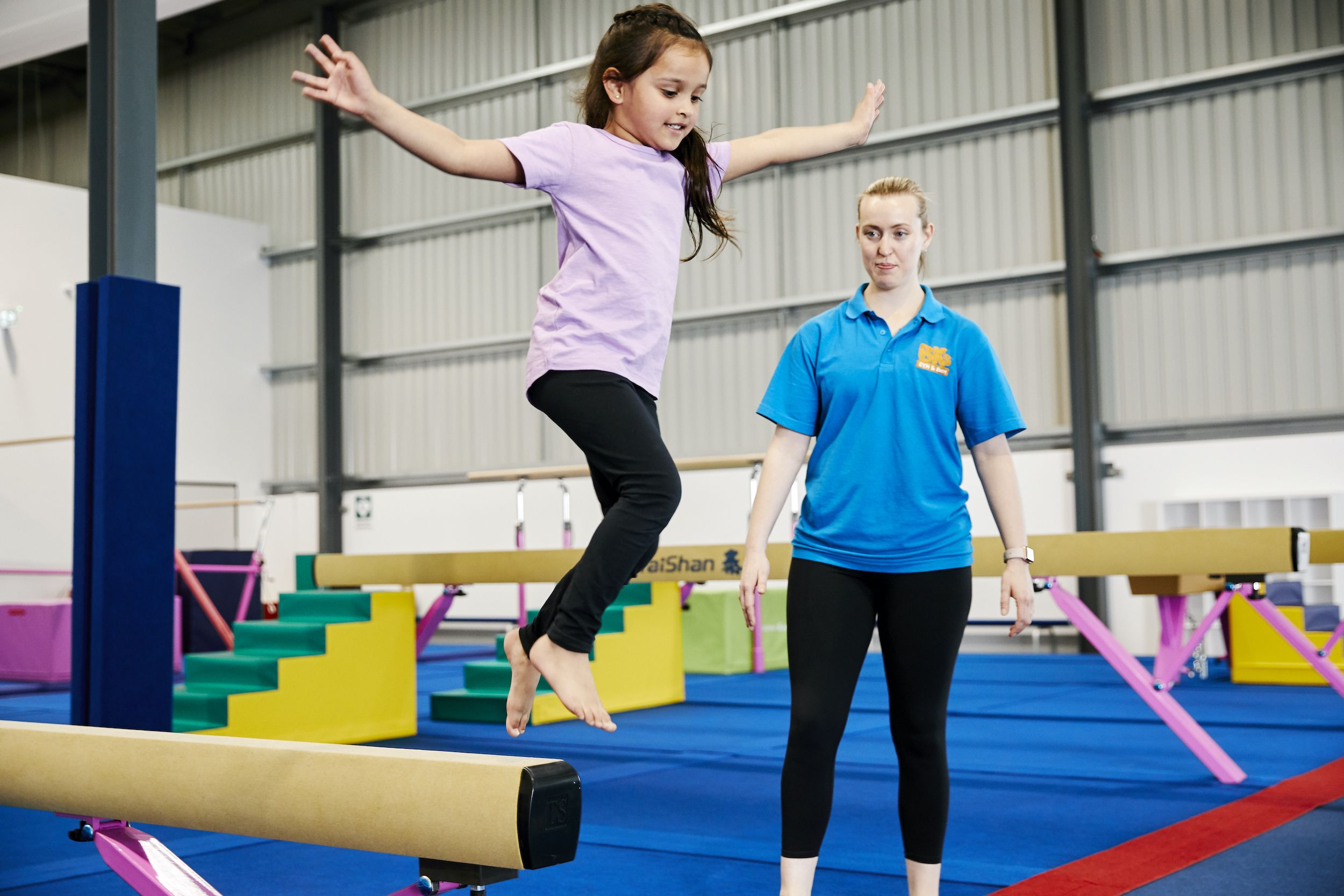 BK's Gymnastics is now franchising | Inside Franchise Business Executive