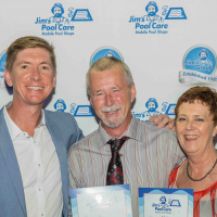 Jim's Pool Care franchisee scoops national SPASA award | Inside Franchise Business Executive