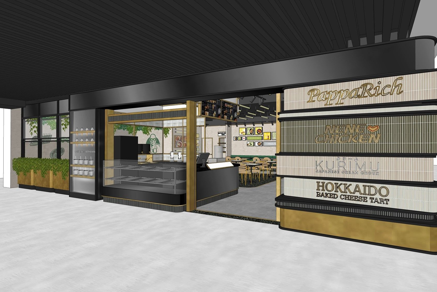 ST Group launches new concept   Inside Franchise Business Executive