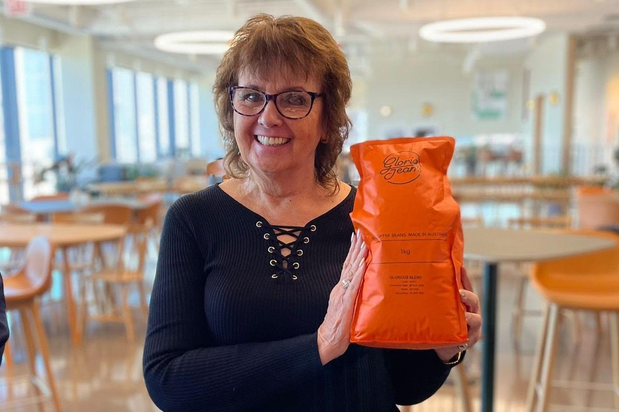 Gloria Jean's shifts US HQ, founder Gloria Kvetko opens new site   Inside Franchise Business Executive