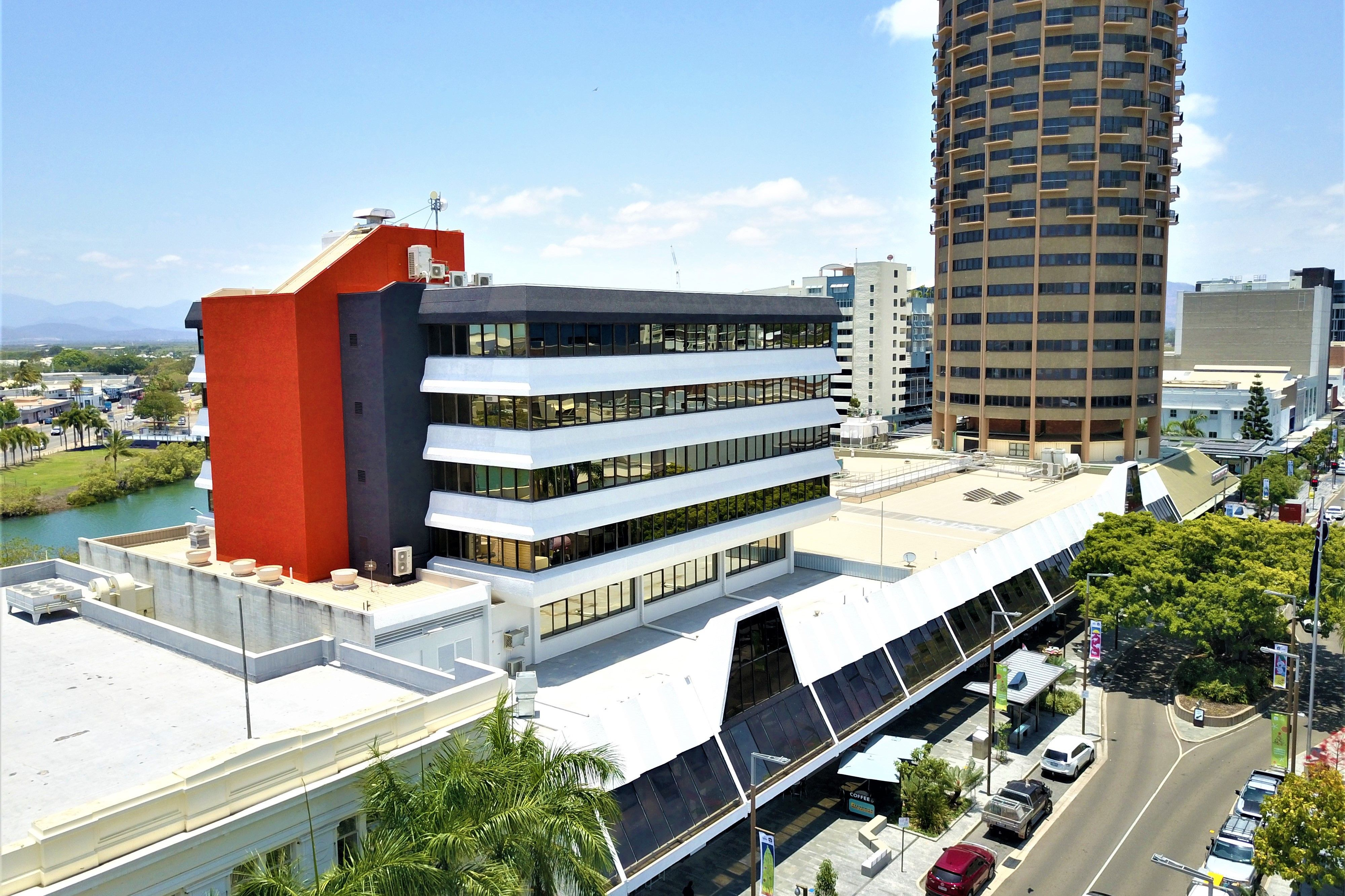 IWG opens first Regus centre in Townsville | Inside Franchise Business Executive