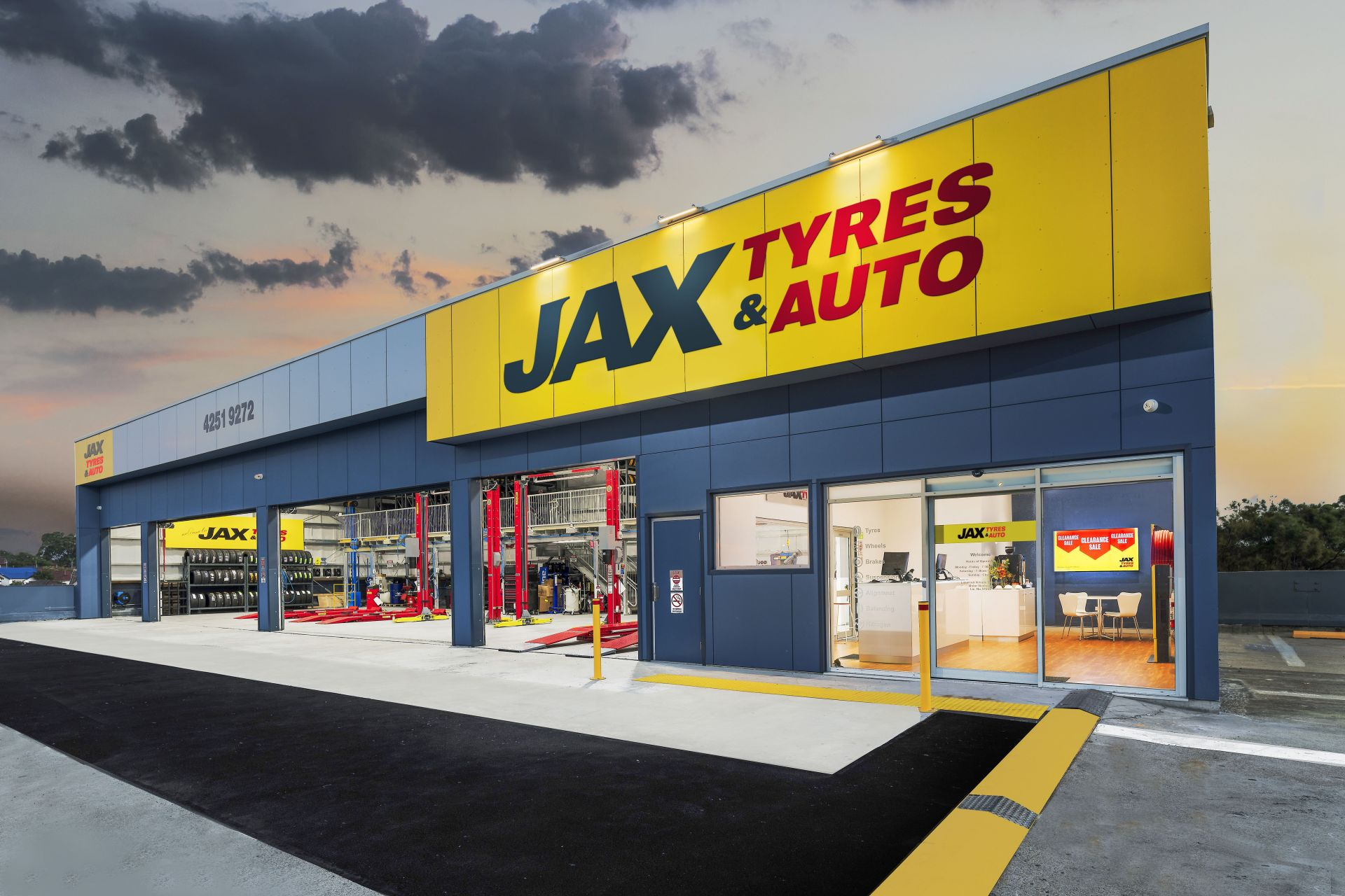 JAX Tyres & Auto extends video vehicle checks   Inside Franchise Business Executive