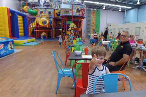 Lollipop's Playland and Cafe   Inside Franchise Business Executive