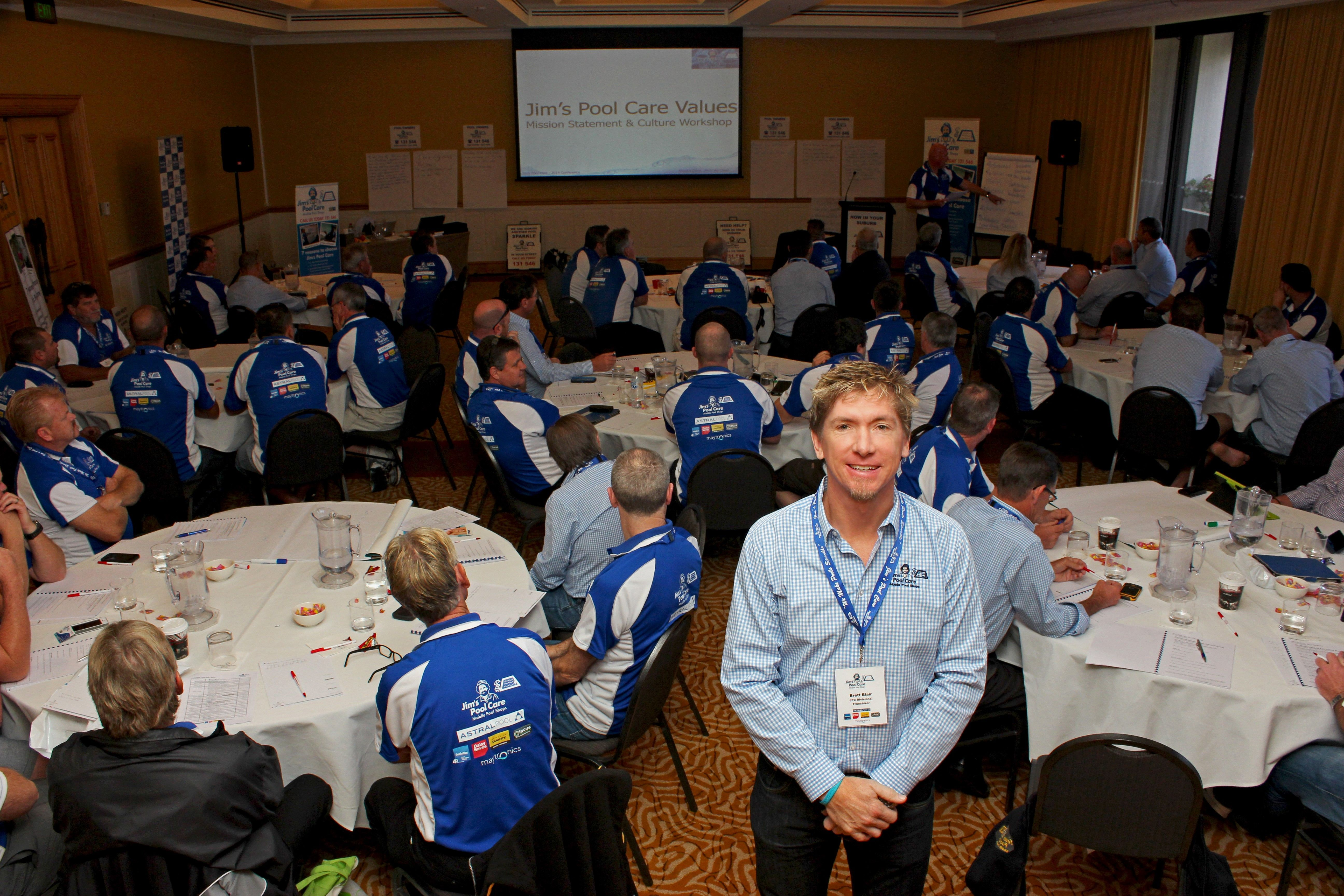 Jim's Pool Care cancels conference | Inside Franchise Business Executive