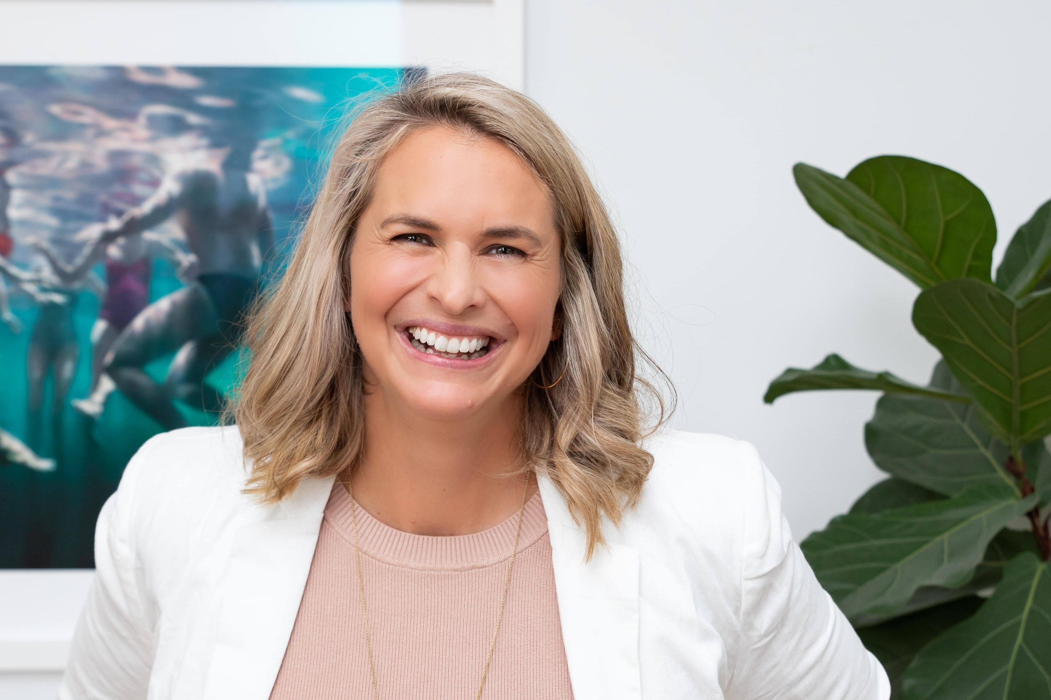 Poolwerx signs Libby Trickett | Inside Franchise Business Executive