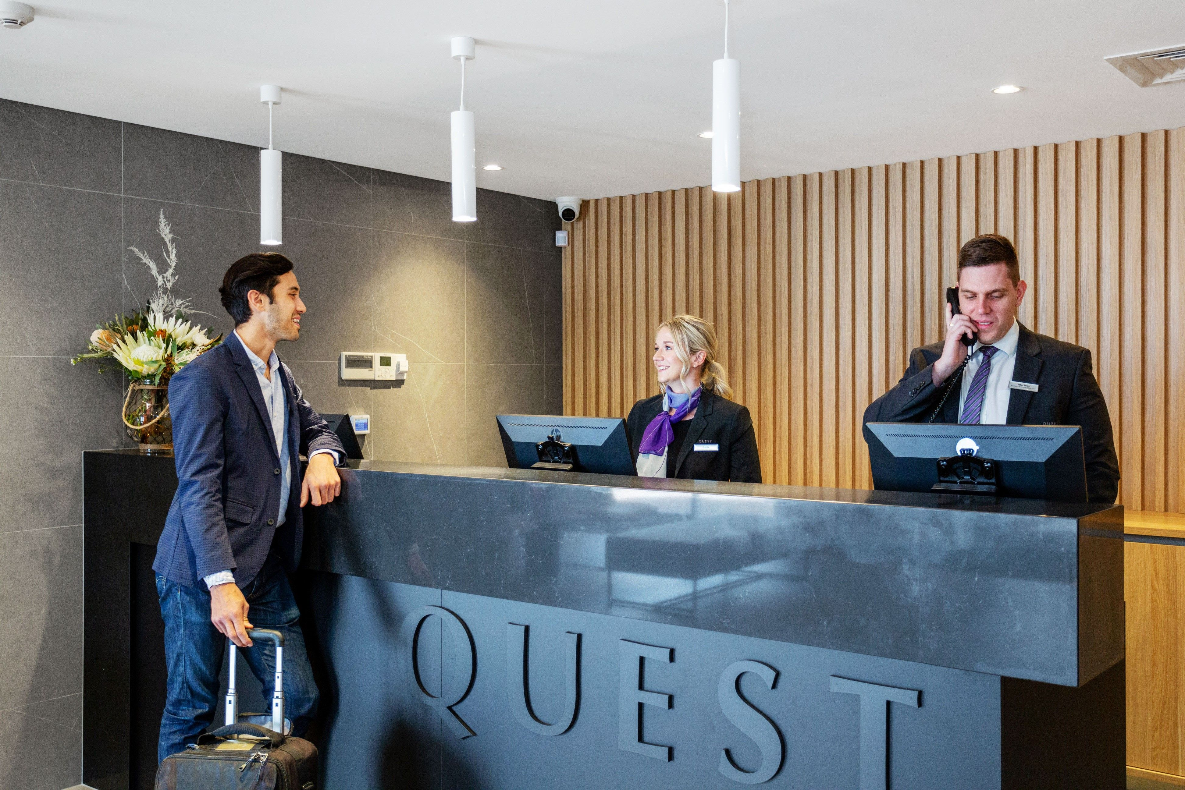 Quest awarded 5-star rating again | Inside Franchise Business Executive