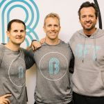 BFT founders Richard Burnet, Cameron Falloon and Hamish Lachlan   Inside Franchise Business Executive
