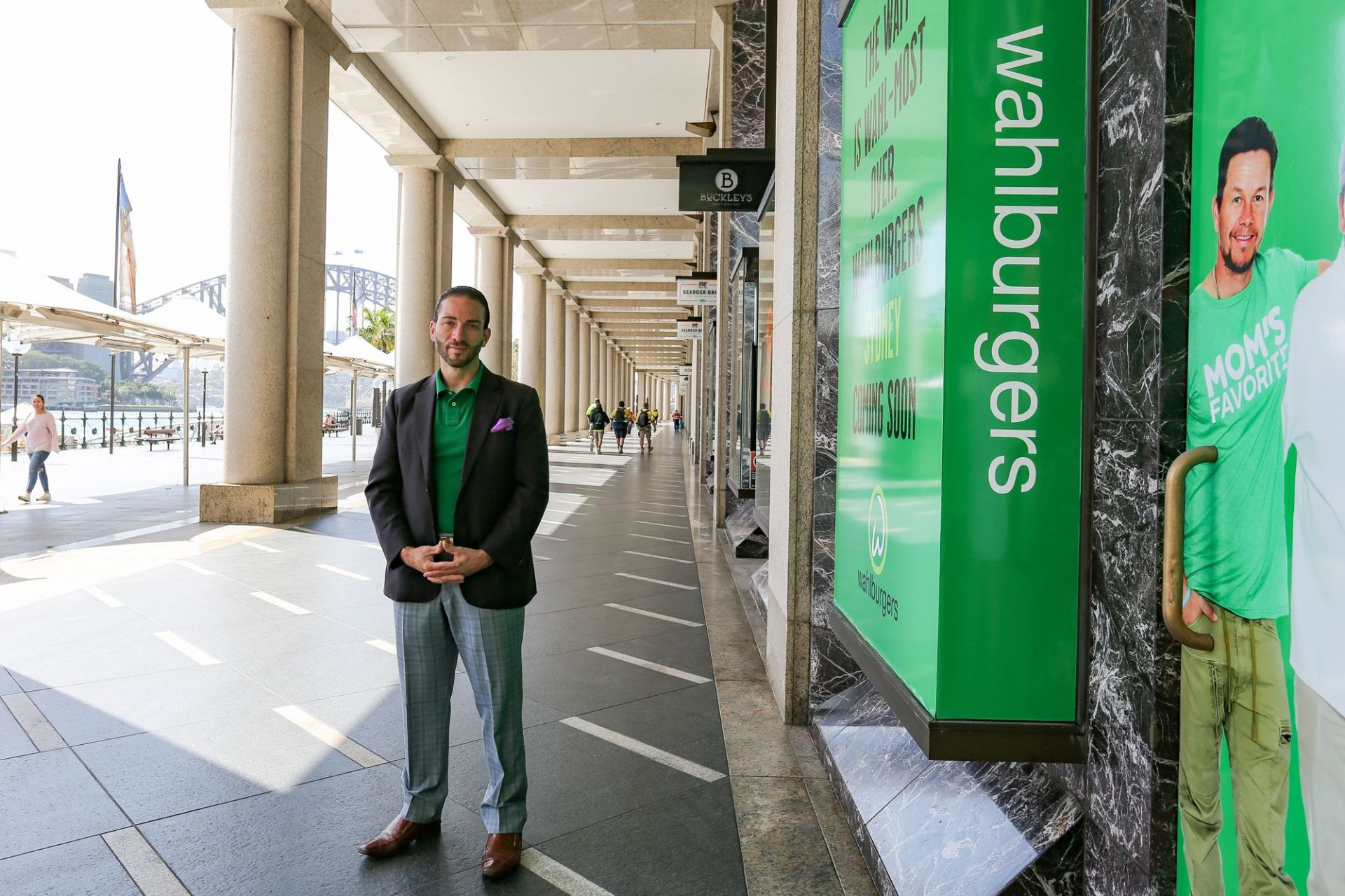 Australia's first Wahlburgers to open before Christmas | Inside Franchise Business Executive